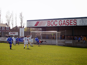 Photo: 06/04/07 v Prescot Cables (NPL Premier Division) 1-0 - contributed by Mike Latham