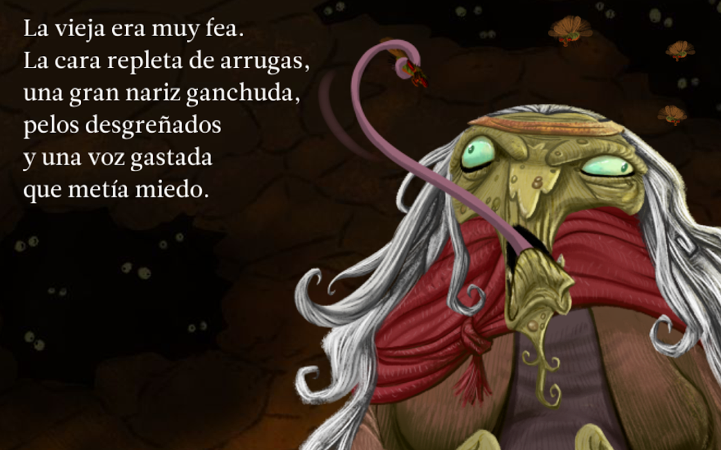 La vieja diabla- screenshot