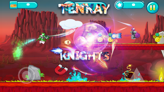 Tenkay Titans Knights go : Robot fighting game - náhled