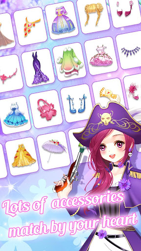 ud83dudc57ud83dudc52Garden & Dressup - Flower Princess Fairytale modavailable screenshots 3