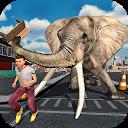 Angry Elephant City Attack APK