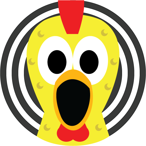 Rubber Chicken Horn Prank: Many gestures & sounds! - Apps