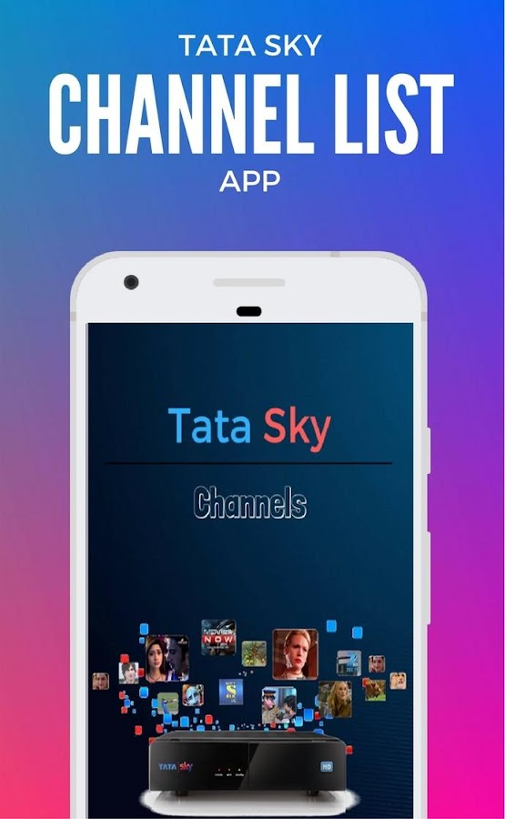 Channel List For Tata Sky India Dth Android Apps On