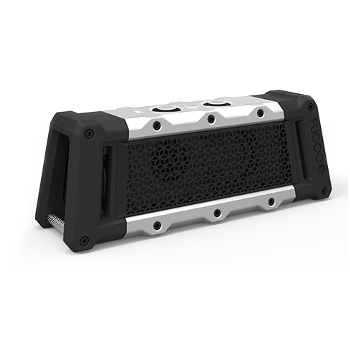 Best rugged Bluetooth speaker for hiking / camping - FUGOO Tough