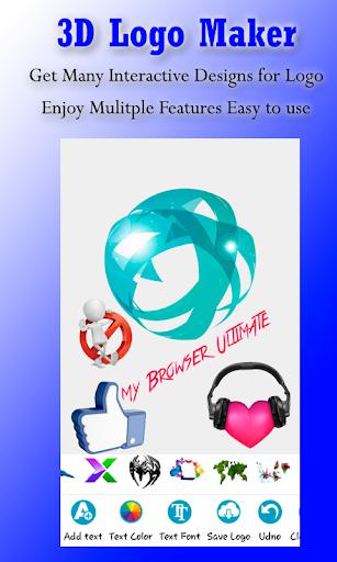 Download 3d Logo Maker Free For Pc
