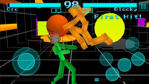 Stickman Fighting: Neon Warriors 1.05 screenshots 3