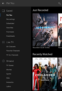 XFINITY Stream – miniaturescreenshot
