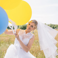 Wedding photographer Anna Makarova (Tinatin). Photo of 19.05.2017