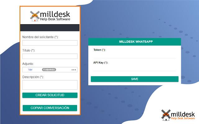 Milldesk Whatsapp en Español