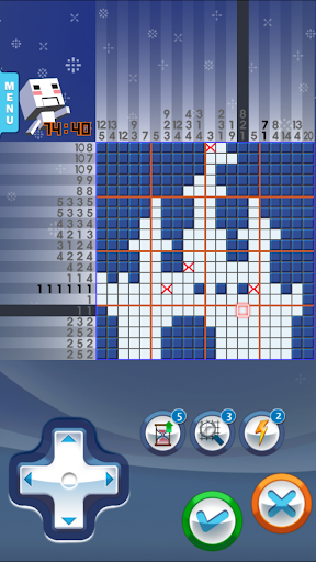 Logic Square - Picross android2mod screenshots 9