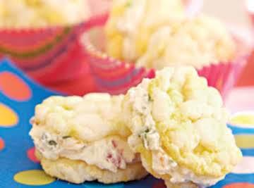 Cream Cheese Crisps