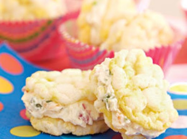 Cream Cheese Crisps Recipe