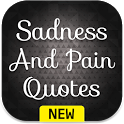 Sadness and Pain Quotes icon