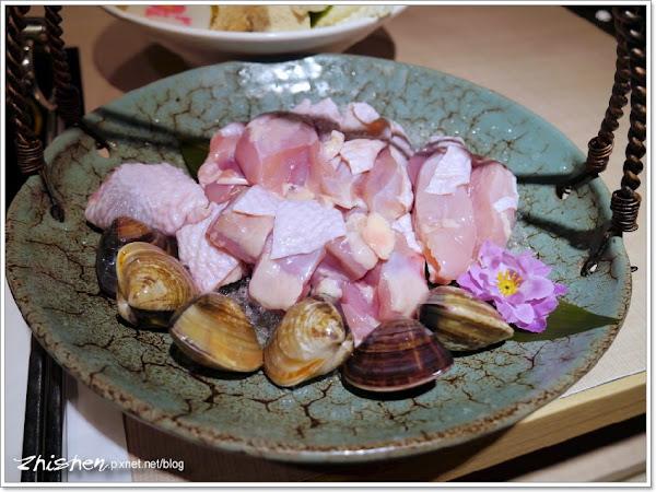 沐田涮涮鍋.好料好湯之膠原胡椒土雞蛤仔鍋