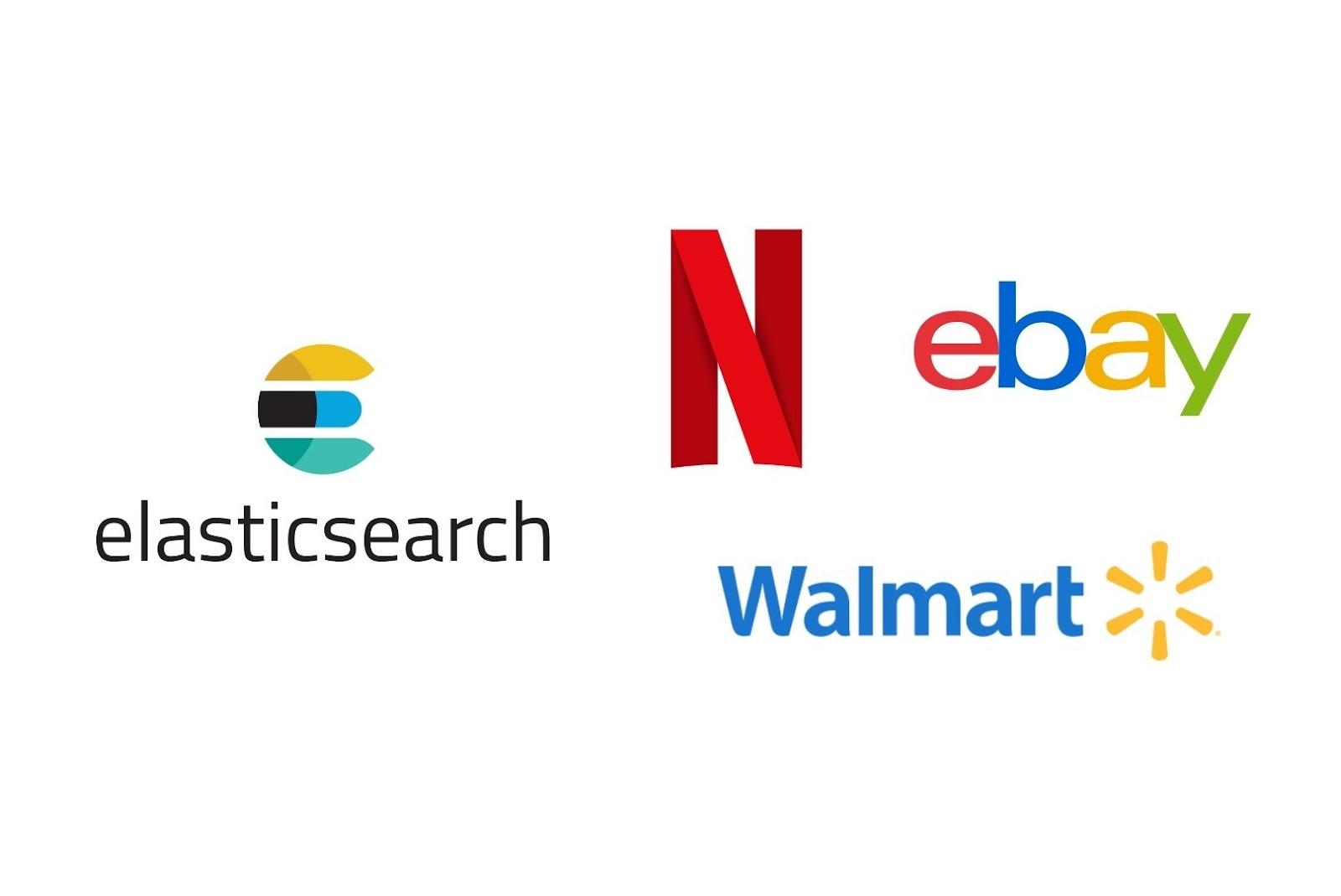 Big companies using elasticsearch