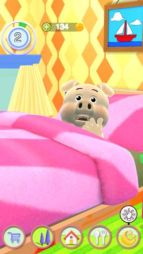 Talking Piggy apktram screenshots 8