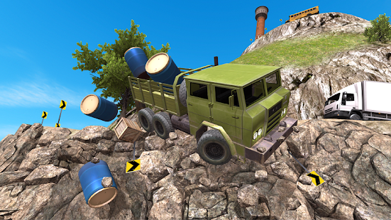 Truck Hero 3D Screenshot