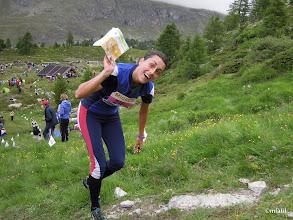 Photo: uphill sprint