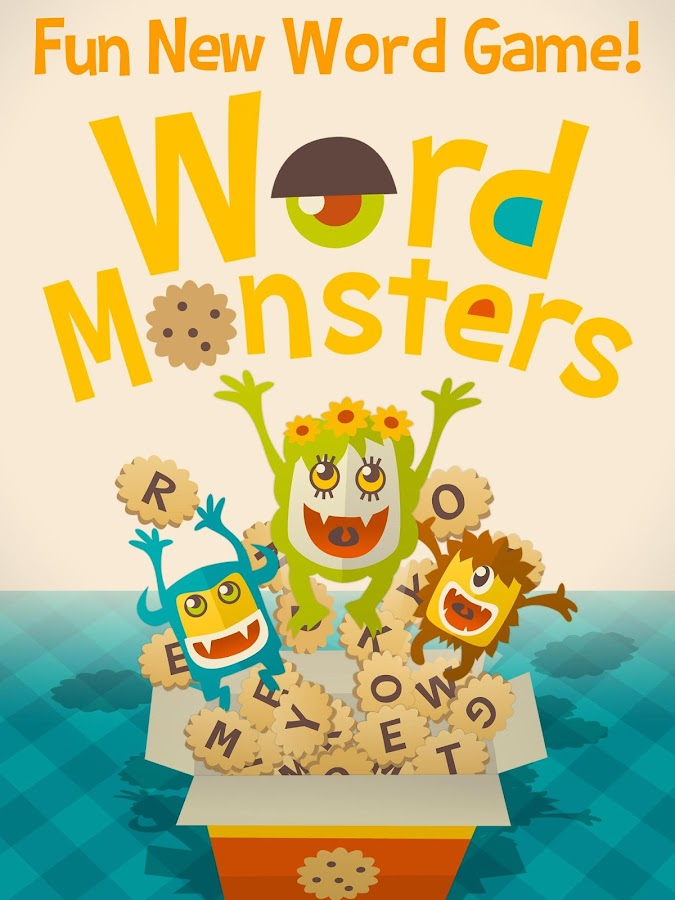 Word Monsters- screenshot