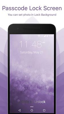 Lock Screen OS 11 Style - Lock Screen App - screenshot