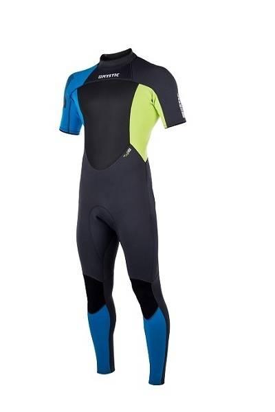 wetsuit man - Mystic star short sleeve 3/2