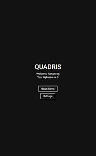 Quadris - náhled