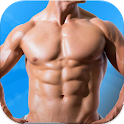 abs workout for men at home 30 icon