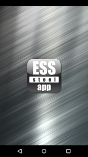Ess steel App- screenshot thumbnail