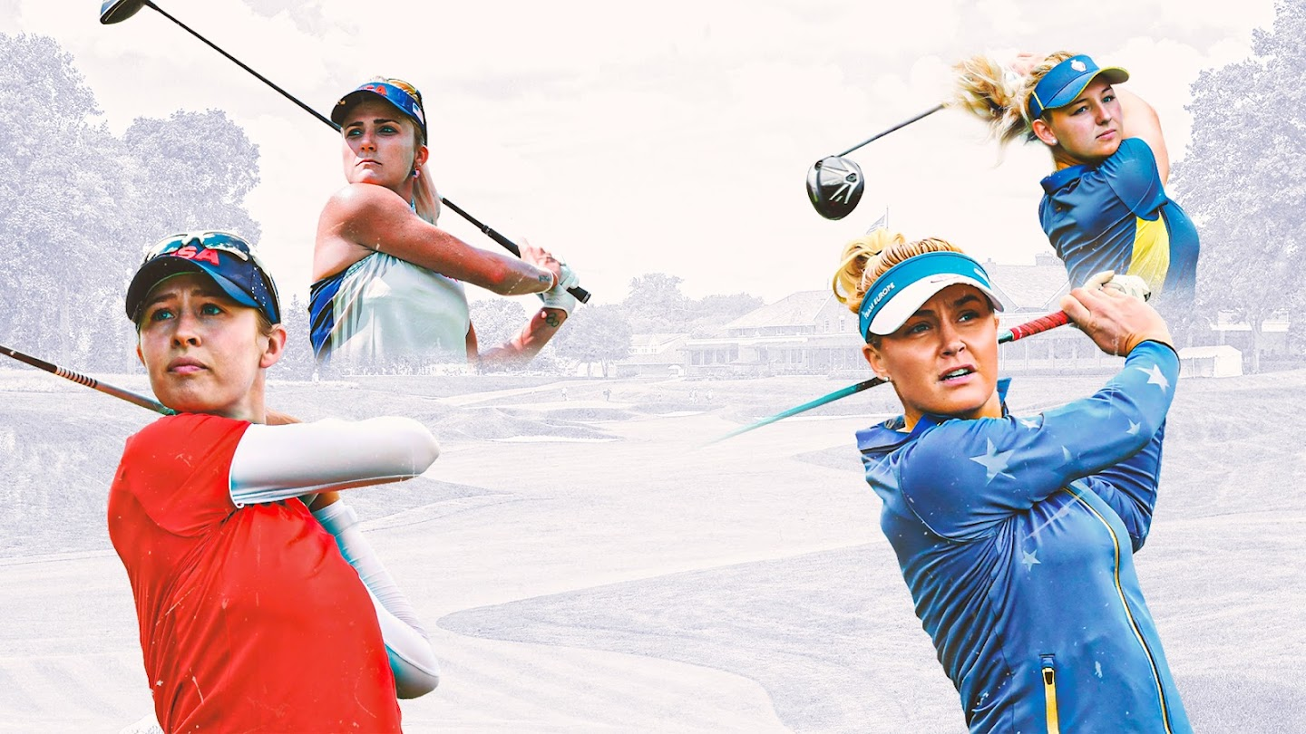 Watch The Greatest Solheim Cup live