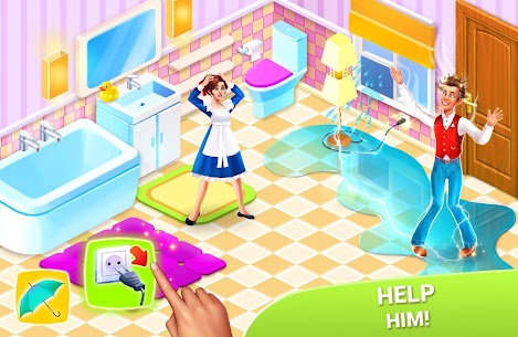 Hidden Hotel Mod Apk 1.1.51 (Unlimited Energy + Coins + Star) 6
