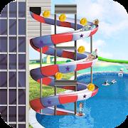 Water Slide Games: Sliding Rush 2019