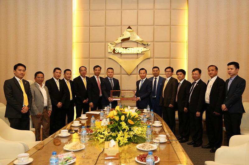 Tổng quan về tập đoàn Sun Group-Tập đoàn bất động sản