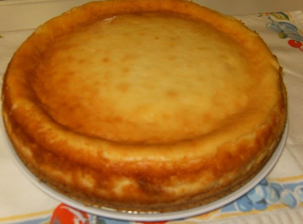 Traditional Cheesecake Recipe