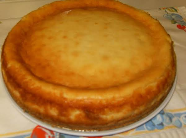 Traditional Cheesecake Recipe