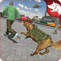 Army Dog Terrorist Chase 3D icon