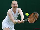 Alison Van Uytvanck verloor in drie sets