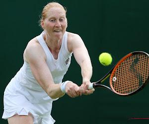 Net niet! Alison Van Uytvanck wint de eerste set, maar kan WTA-finale in Karlsruhe niet afmaken