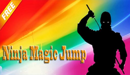 Ninja Magic Jump