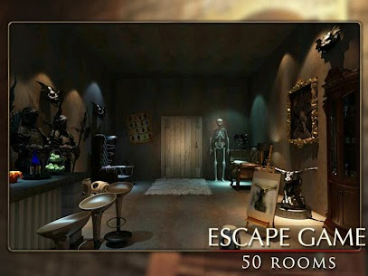 Escape Game: 50 rooms 1 Mod Apk (Unlimited Hints) 8