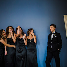 Wedding photographer Aleksey Kinyapin (Kinyapin). Photo of 16.11.2017