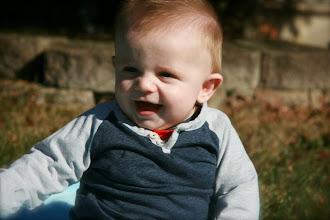 Photo: Luke, son of Tony '04 and Carlea West