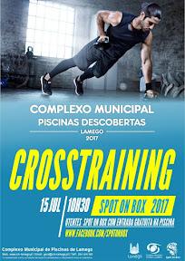 Piscinas de Lamego desafiam utentes a experimentar o Cross Training
