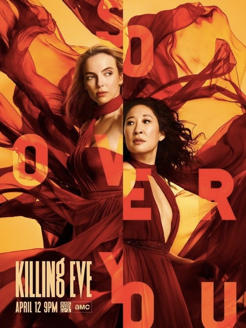 tercera temporada de Killing Eve