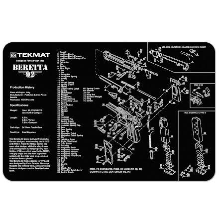 TekMat Beretta 92 - M9