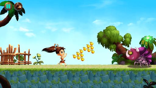 Télécharger Jungle Adventures Run  APK MOD (Astuce) screenshots 1