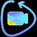Reverse Video Maker Pro icon