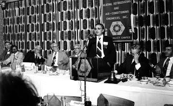 Photo: * , Jay Jayaraman, John Fox, Bunny Stotesbury, John Ross, George Menzies, Jim Black, Bob McKee
