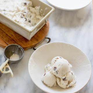 Basic Ice Cream Base + Mint Chocolate Chip