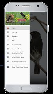 Master Kicau Burung Decu - náhled