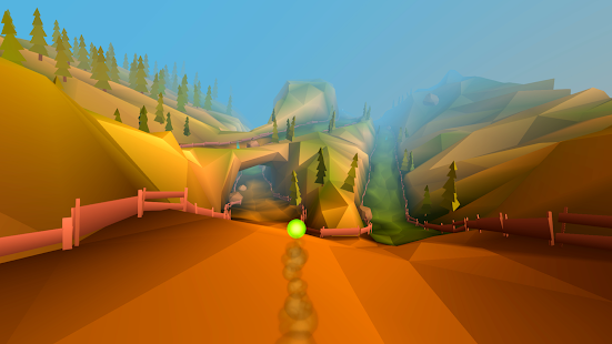 Slope Down: First Trip Screenshot